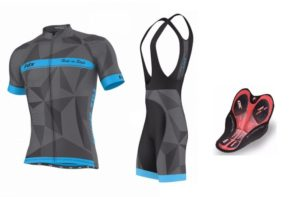 FDX Breathable Cycling Set