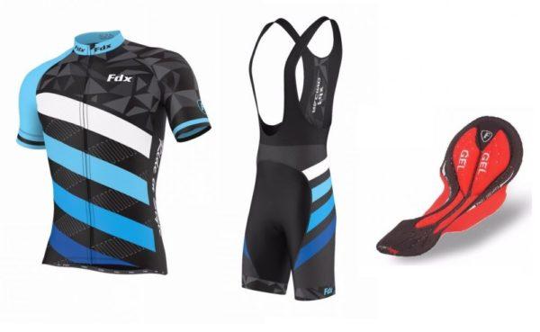 FDX Limited Edition Cycling Gel Set
