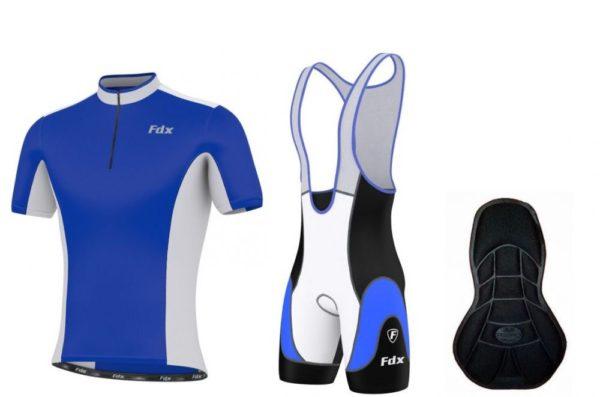 FDX Race Pro Cycling Set
