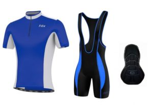 FDX Team Quality Cycling Set