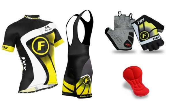 FDX Top Racing Set + Gloves