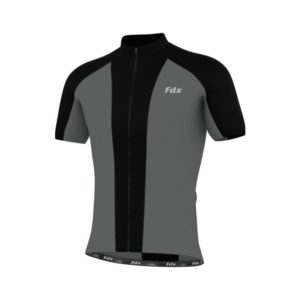 FDX Race Stripe Half Sleeve Jersey