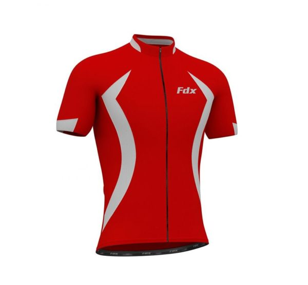 FDX Race Quality Half Sleeve Jersey